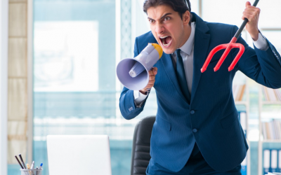 Managerii toxici și efectul lor asupra anagajaților